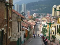 Street View, Colombia