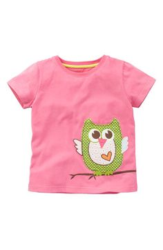 Mini Boden 'Animal Patchwork' Tee (Toddler) available at Nordstrom