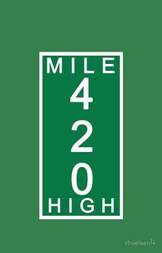 420 mile marker