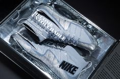 Nike Football Untouchable Packaging on Behance