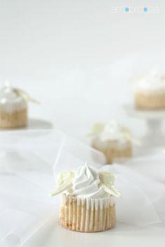 Angelic Angel Food Cupcakes