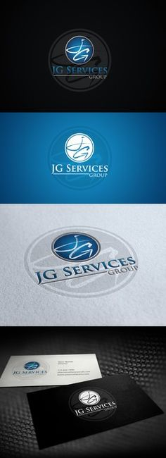 logo for JG Services Group by ant™
