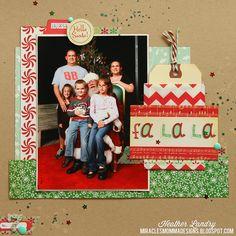 Hello Santa (Fa La La) - Scrapbook.com