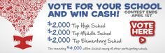Help North Hi Mount Elementary and Stripling Middle school earn a free $2,000 just by liking Nissan of Fort Worth Facebook page and voting for these two schools! Thank you so much for helping!