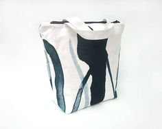 Large lunch bag for women, Blue lunch tote bag, Sac a lunch, Waterproof work lunch bag with handle, Sturdy lunch tote, Lunch box