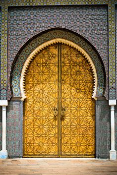 Morocco can't wait to go back! Pretty sure i have a picture in front of this door somewhere...