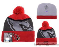 NFL Arizona Cardinals Beanies Knit Hats Caps Collection Team Pop Fashion Warm Winter Caps