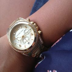 Favorite watch- Michael Kors