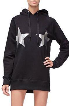 f91d5aacaeae GOOD AMERICAN Designer Goodies Stars   Stripes Hoodie Khloe Kardashian  Outfits