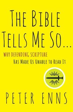 The Bible Tells Me So | Cokesbury