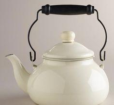 Vintage Gifts: Vintage-Style Tea Kettle