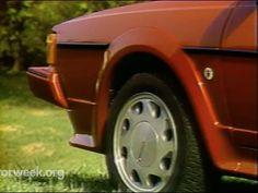 MotorWeek | Retro Review: '86.5 Volkswagen Scirocc