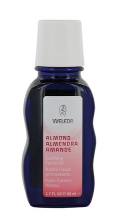 Weleda Almond Soothing Facial Oil [Recommended for dry, stressed, acne-prone skin]