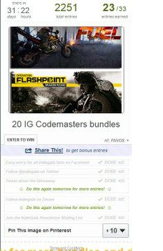 CodeMasters Bundle