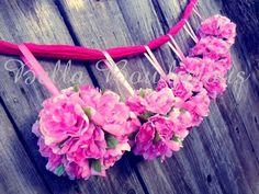 Wedding Flower girls kissing ball pomander Bella Bowlicious on Facebook