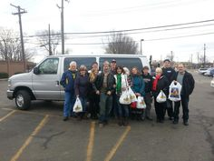 """We had our """"VIP High Rollers"""" visit the store during our 2012 Christmas season. It's their annual holiday tradition, they pack 14 people into a 12 person van, and drive to Dearborn Sausage, then around Detroit and visit famous landmarks."""