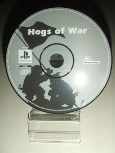 HOGS OF WAR - PS1 ps2 ps3 playstation - PAL - Prima Stampa