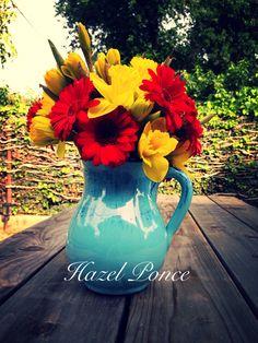 DIY Daffodils & Daises