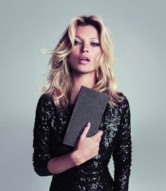Kate Moss for Mango Fall/Winter 2012 Campaign