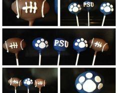 Penn State Cake Pops