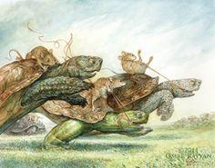 Illustration by Omar Rayyan