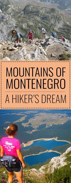Durmitor, a mountain range of Montenegro, always leaves me breathless with its views, colours and challenges! Here's why you should visit.