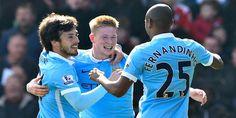 Cuplikan Gol: Bournemouth 0-4 Manchester City (Liga Inggris)