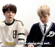 I will always agree to that Yoongi.