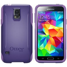 OtterBox Commuter Series HopeLine for Samsung Galaxy S5