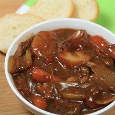 Easy Beef Stew for the Slow Cooker - Allrecipes.com