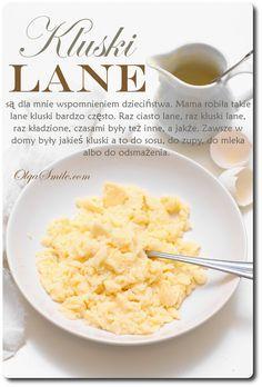 Lane kluski