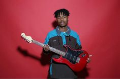 Steve Lacy ~ The Internet - Odd Future members Syd tha Kyd and Matt Martians, as well as Patrick Paige II, Christopher Smith, and Steve Lacy