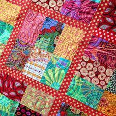 Kaffe Fassett On Pinterest Quilts Quilt Kits And Rowan
