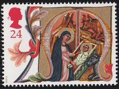 Royal Mail Christmas 1991