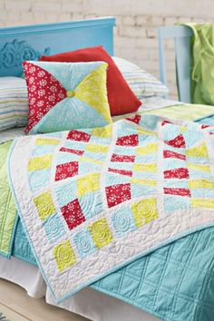 Quilted Gifts for Babies and Children | AllPeopleQuilt.com
