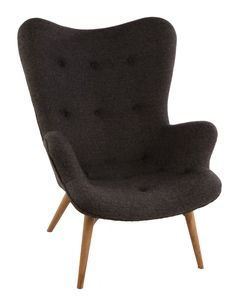 The Matt Blatt Replica Grant Featherston Contour Lounge Chair main image Tall Boys, Cool Chairs, Living Room Chairs, Modern Chairs, Things To Buy, Sofas, Cool Designs, Armchair, Lounge
