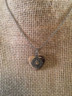A personal favorite from my Etsy shop https://www.etsy.com/listing/266609193/christian-necklace-faith-necklace