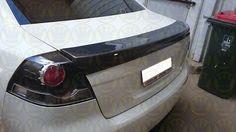 Style D carbon fiber Spoiler - VE series 1, 2