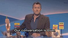 """13 Times Adam Hills Completely Nailed It On """"The Last Leg"""""""