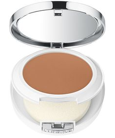 Our 10 Favorite Powder Foundations at Every Price Point - Clinique Beyond Perfecting Powder Foundation + Concealer from InStyle.com