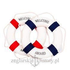lifebuoy Welcome Aboard http://zeglarskieklimaty.pl/kategorie/4-kolo-welcome-aboard.html