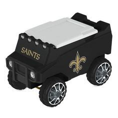 C3 Custom Cooler Creations 30 Qt. NFL Rover Cooler NFL Team: New Orleans Saints