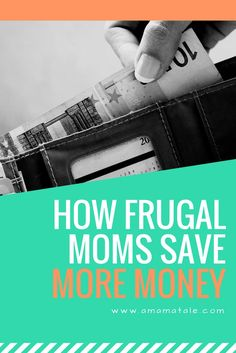 Moms are always looking for ways to save money! Here are ways for frugal moms to save more money on the things they shop for everyday. Save Money On Groceries, Ways To Save Money, Money Tips, Money Saving Tips, Money Budget, Saving Time, Frugal Living Tips, Frugal Tips, Mom Advice