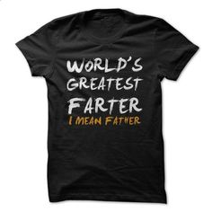 Worlds Greatest Father - #workout shirt #white sweatshirt. SIMILAR ITEMS => https://www.sunfrog.com/Funny/Worlds-Greatest-Father-52938641-Guys.html?68278