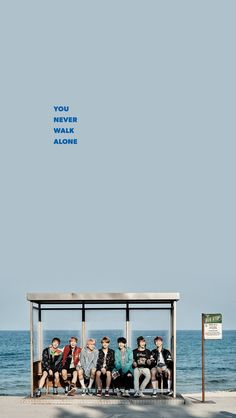 BTS || You Never Walk Alone || Wallpaper