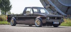 VW Caddy mit Golf GTI Motorumbau: Weber Audio