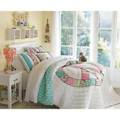 Beach Bedroom For The Dorm More