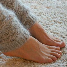 dame - sokker og leggvarmere - Pickles