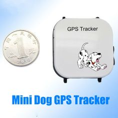 New Arrived Pets GPS Tracker with Neck Strap / Dog GPS Tracker / Personal GPS Tracker $89.99