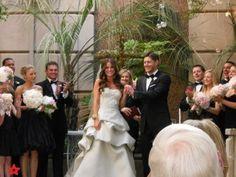 Alan Ackles Danneel Jensen Wife Jared Padalecki Wedding